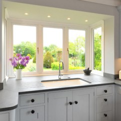 Kitchen Windows Aldo Cabinet 20 Charming Spaces With Bay Home Design Lover