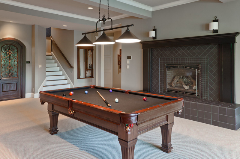 20 Awesome Pool Table Lighting  Home Design Lover