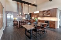 22 Appealing Rustic Modern Kitchen Design Ideas   Home ...