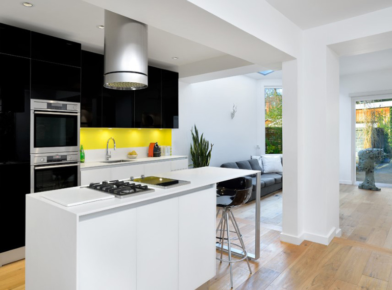 20 Well Designed Kitchens Featuring Synthetic Countertop