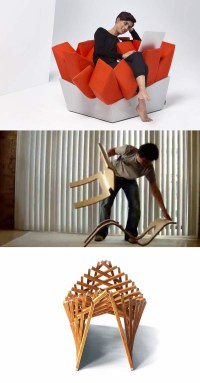 20 Videos of Interesting and Unique Chair Designs | Home ...