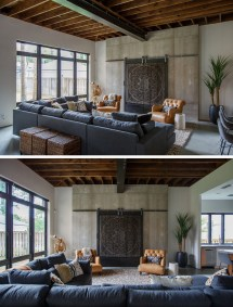 Hof Residence Contemporary Home With Interior