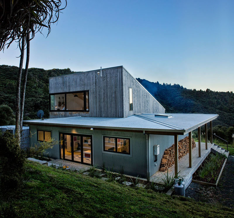Country Home in New Zealand
