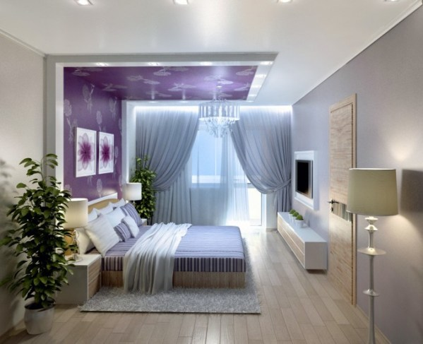 unique bedroom room decorating ideas Vibrant colors In Your Bedroom   Home Designing