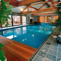 Indoor Swimming Pool Designs | Home Designing