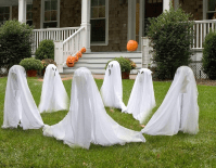 Halloween Garden Decoration Ideas | Home Designing