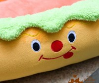 Hot Dog Shaped Sofa Pet Bed | Home Designing