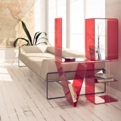 Chair Design Love Velvet Swivel Unique Letter Shelves Home Designing