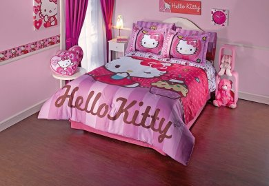 Hello Kitty Kitchen Set