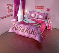 Lovely Hello Kitty Bedding Sets | Home Designing