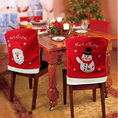 christmas elf chair covers canada holiday cover pattern home designing santa claus snowman