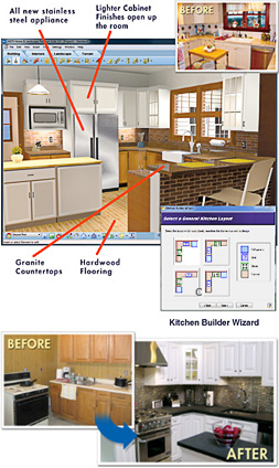 Virtual Architect Ultimate Home Design With Landscaping And Decks 9.0 : virtual, architect, ultimate, design, landscaping, decks, Professional, Design, Software, Virtual, Architect