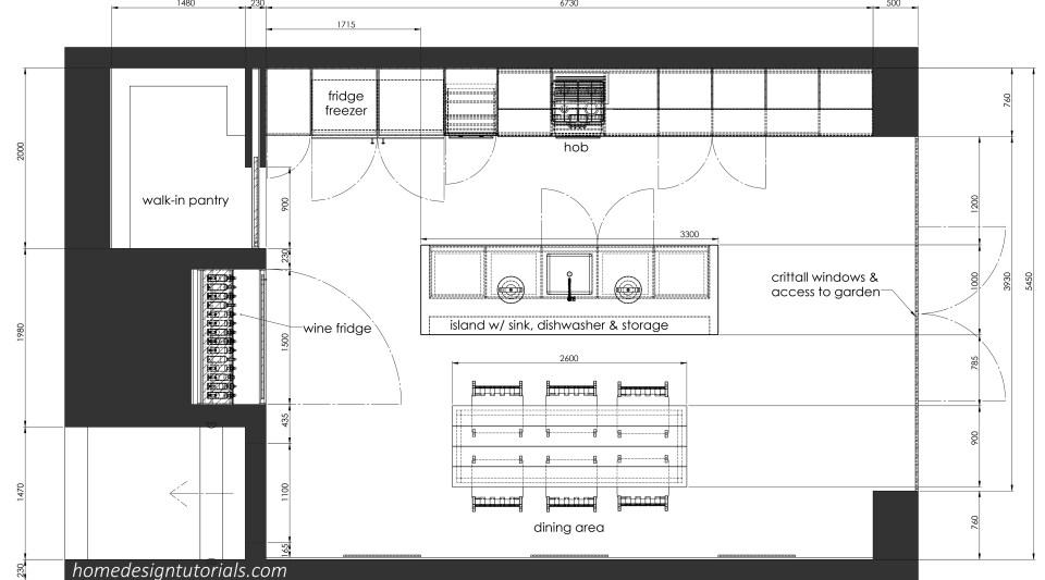 Kitchen Design Principles - Home Design Tutorials