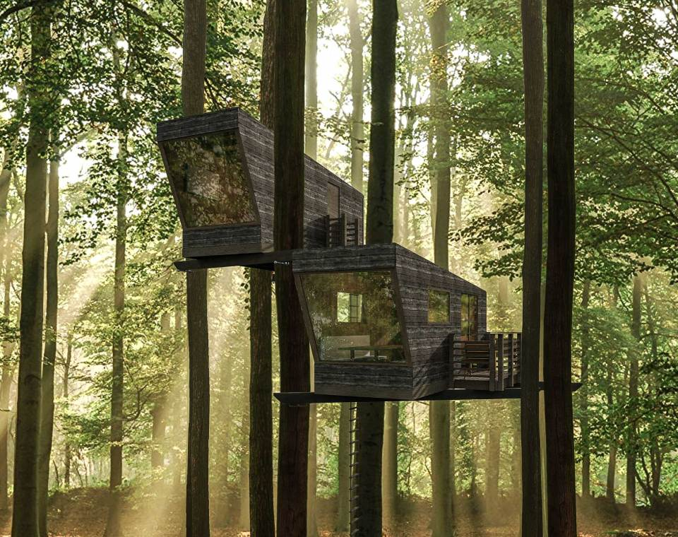 How To Design A Tree House