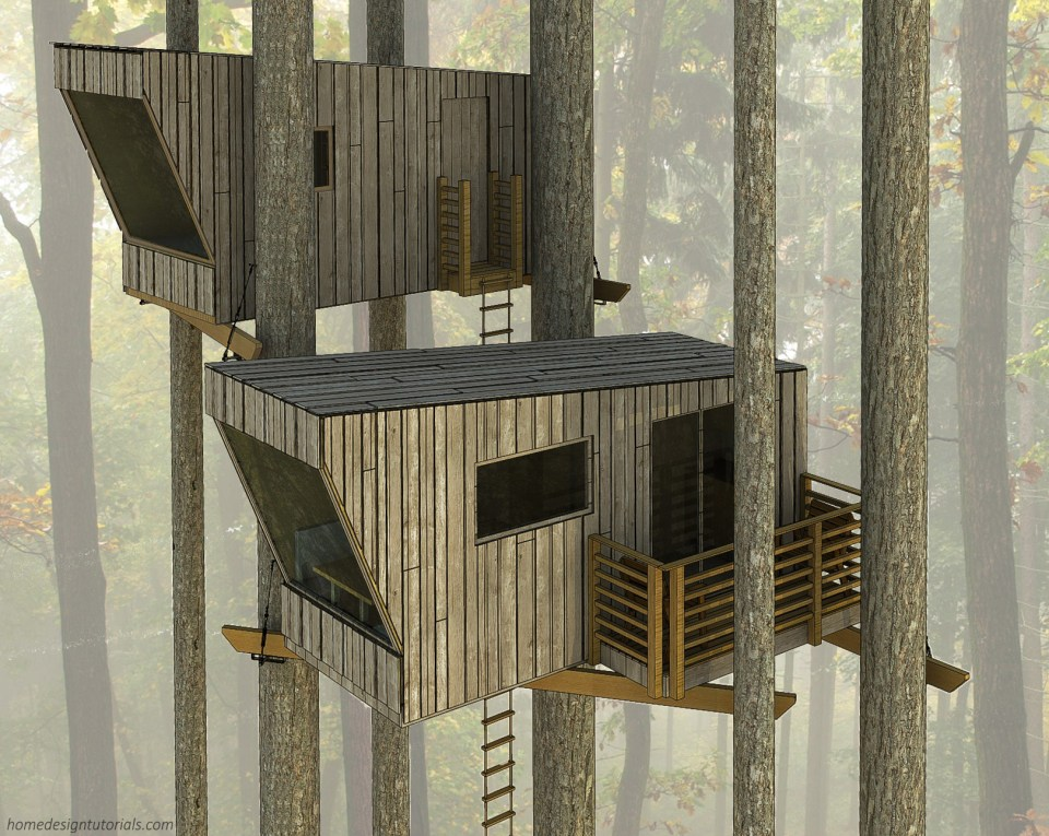 Tree House Design
