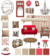 Red Living Room Accessories. gray and red living room ...