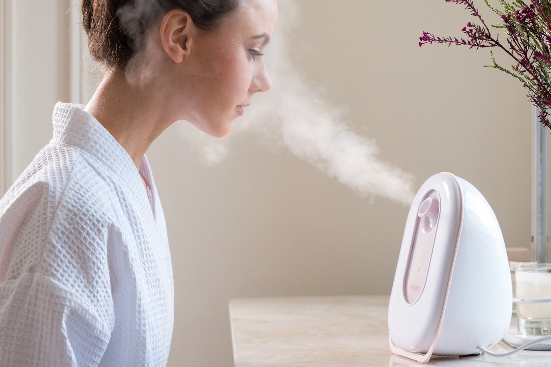 HoMedics Fresh Face Facial Steamer