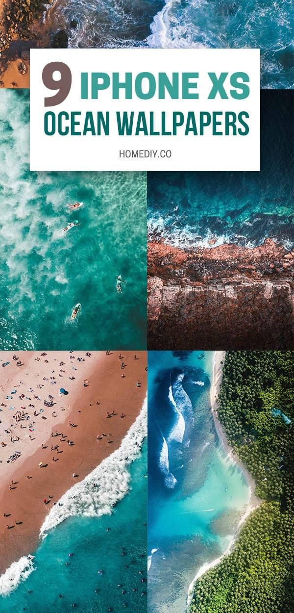 Welcome Fall Wallpaper 9 Best Ocean Iphone Xs Wallpapers Best Water Beach Sea
