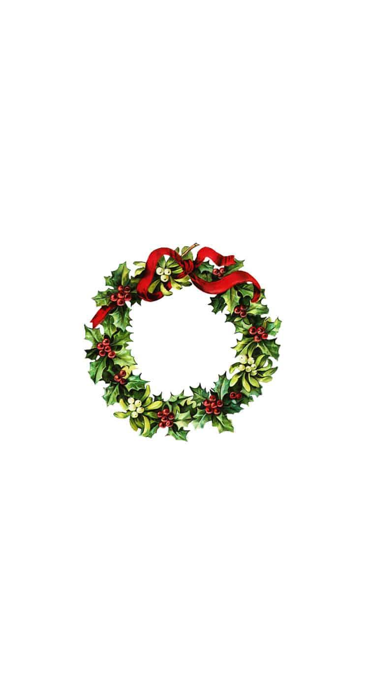 Aesthetic Cute Christmas Tree Wallpaper Iphone Sigila Mencurah Pedih