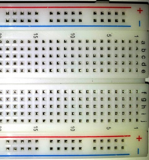 Way To Start Is To Breadboard First You Can Then Transfer The Circuit