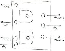 PC Sound Card Oscilloscope Probe Construction