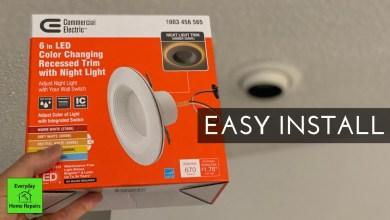 LED Retro fit light