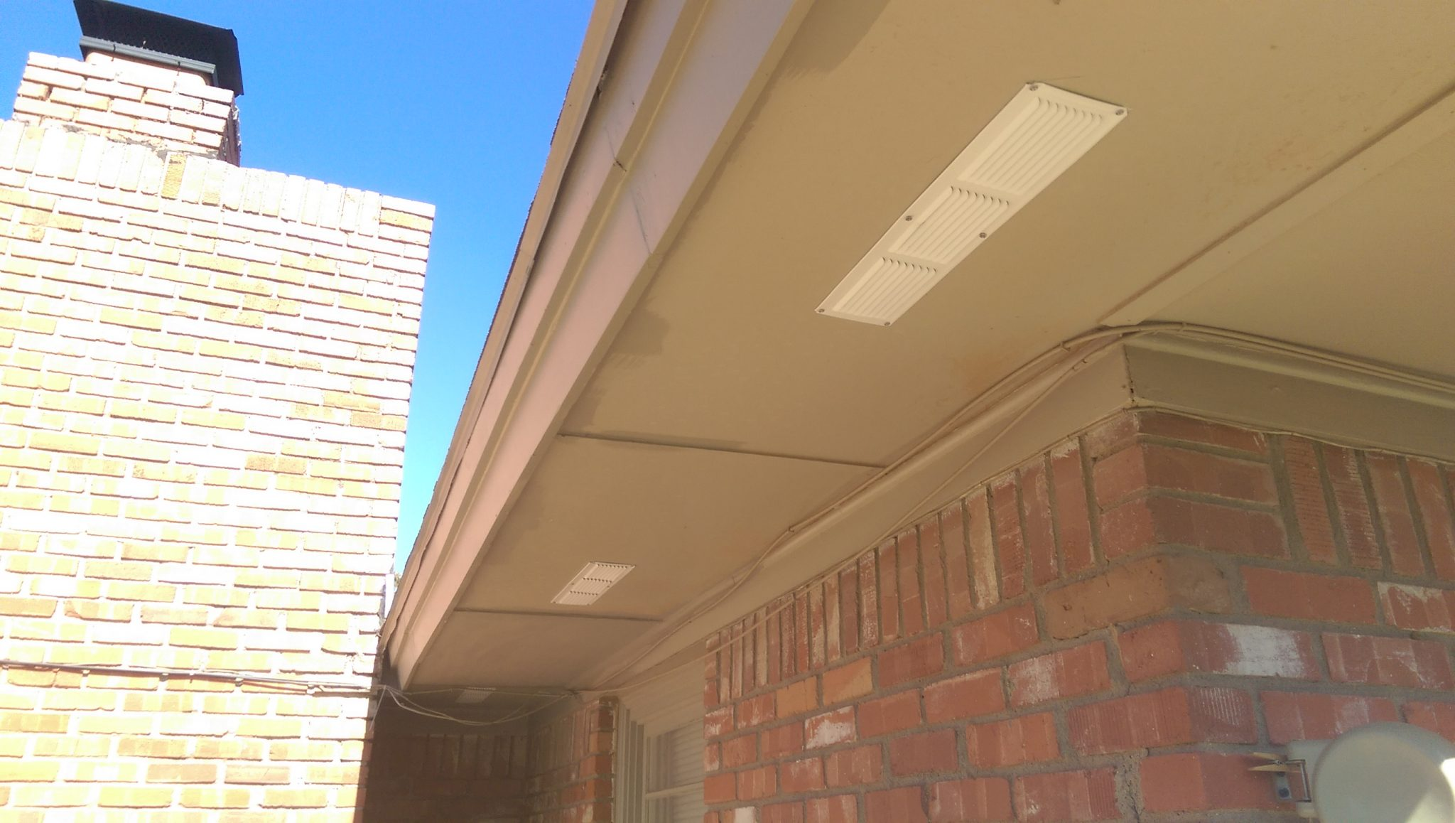 Soffit Vent Installation  HomeDIYGeek