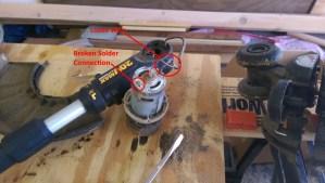 DIY Repair  Worx String Trimmer  HomeDIYGeek