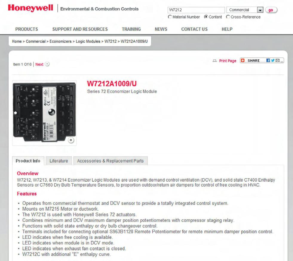 hight resolution of honeywell has a checkout procedure for every economizer logic module