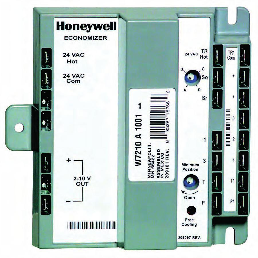 hight resolution of section 7 w6210 and w7210 economizer modules section 7 w6210