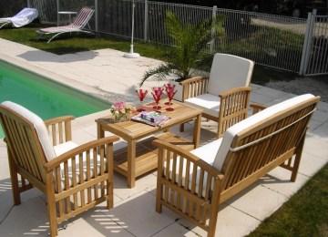 Salon De Jardin Octogonal Bois | Kiosque Jardin Bois Fresh Abri De ...