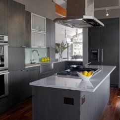 Kitchen Island With Range Kohler Faucets Parts 25 Ideas Home Dreamy Modern And Hood Hmh