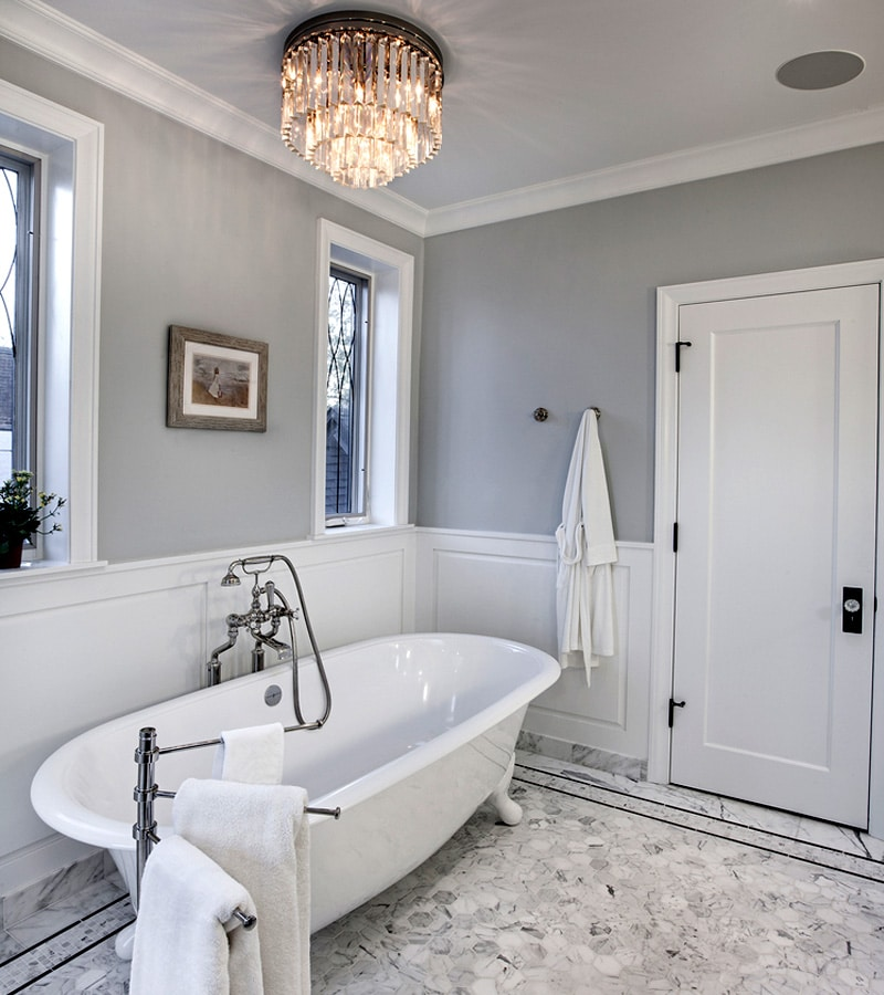 Luxury Master Bathroom Suites