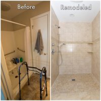 Shower Remodel Before And After   MyCoffeepot.Org