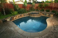 Tips and design ideas for installing an inground swimming ...