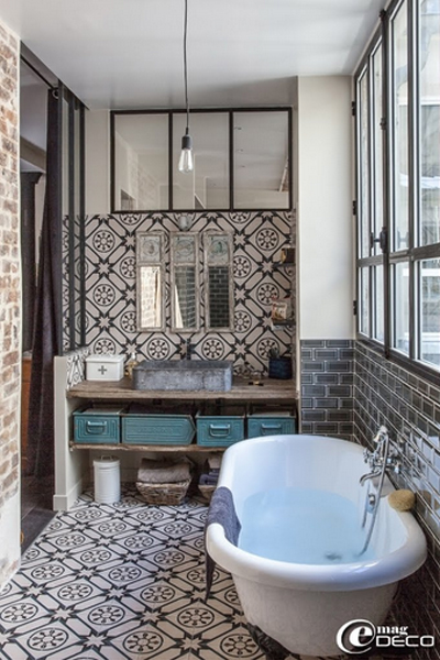 Spanish Style Bathrooms Large And Beautiful Photos