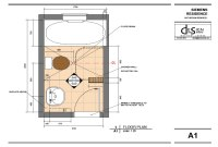 Small bathroom floor plans - large and beautiful photos ...