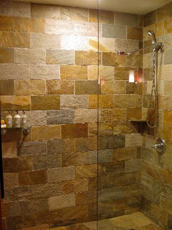 Stone Walk In Showers