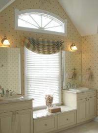 Bathroom window coverings - large and beautiful photos ...