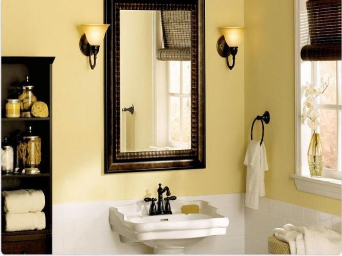 bathroom color ideas for small bathrooms - bathroom design
