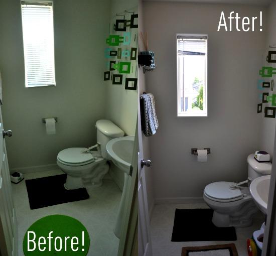 Cheap Bathroom Makeover Photo 7 Design Your Home