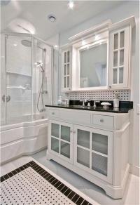 Colonial bathroom Photo - 4 | Design your home