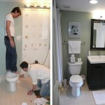 Small Bathroom Remodeling Ideas Before And After Image Of Bathroom And Closet