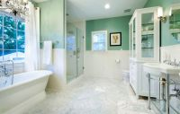 Spa like bathrooms - large and beautiful photos. Photo to ...