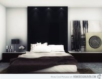 Bachelor pad bedroom - large and beautiful photos. Photo ...