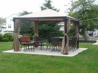 Backyard cabana - large and beautiful photos. Photo to ...