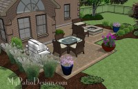 Nice Small Patio Design Ideas On A Budget - Patio Design #307