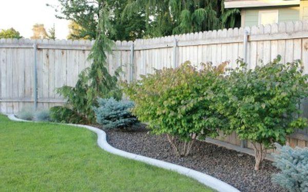 backyard landscape ideas budget