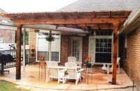 Backyard shade solutions - large and beautiful photos ...