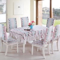 Dining table chair covers - large and beautiful photos ...